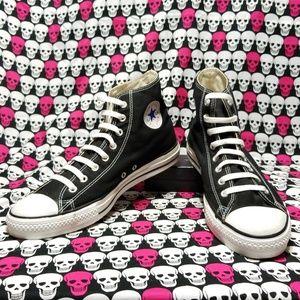 Converse Chuck Taylor All Star Hi-Tops Black 11US